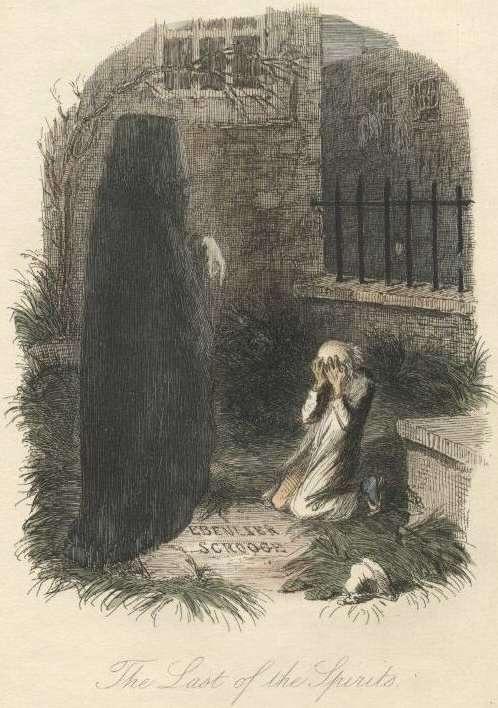 Gutenberg Gem: A Christmas Carol by Charles Dickens – brainwagon