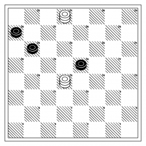 Red to move and win.