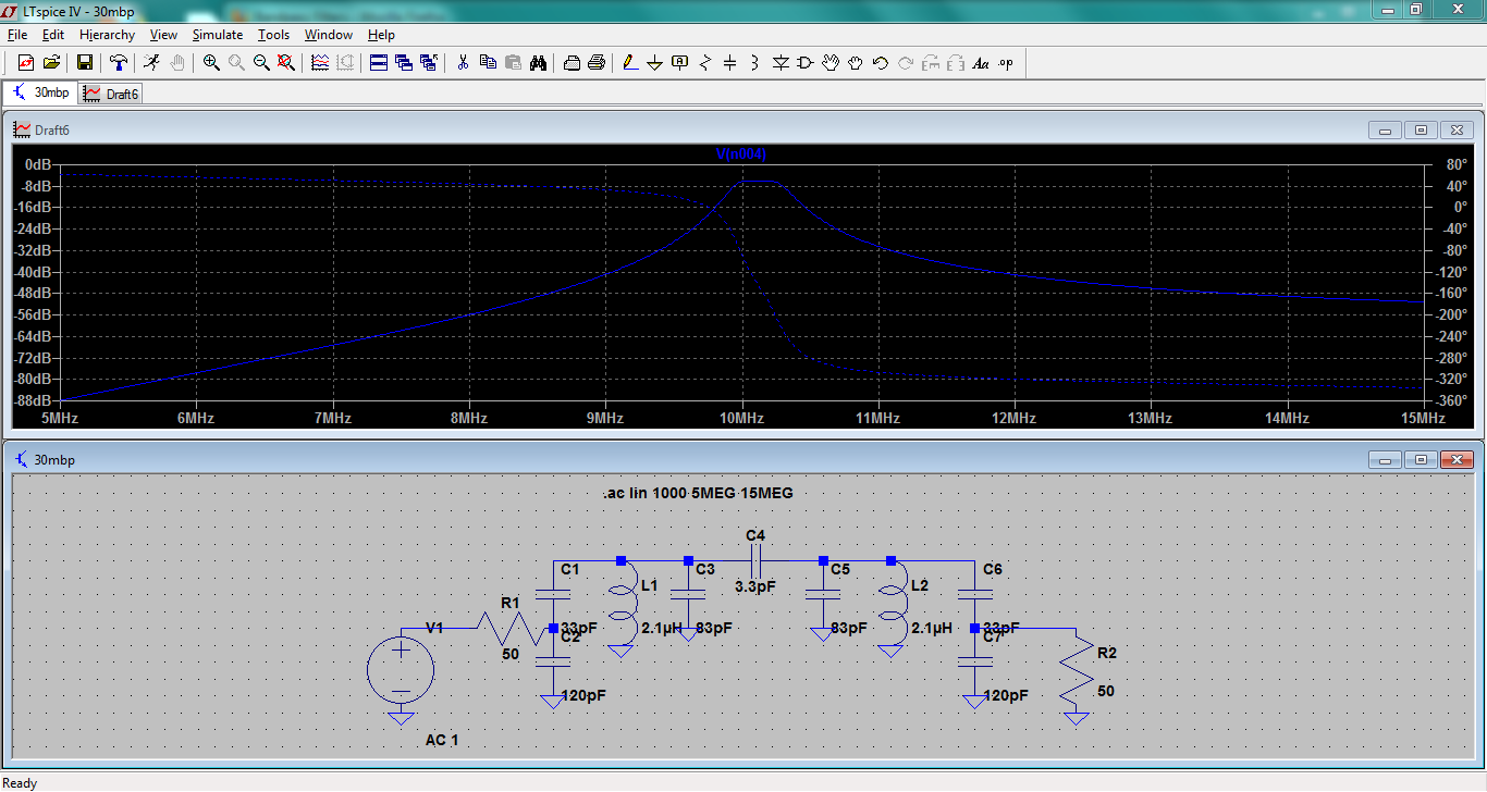 Bandpass Filters – brainwagon