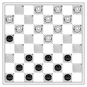 Cake Checkers Program