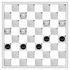 Fifth Position: White to Play and Draw
