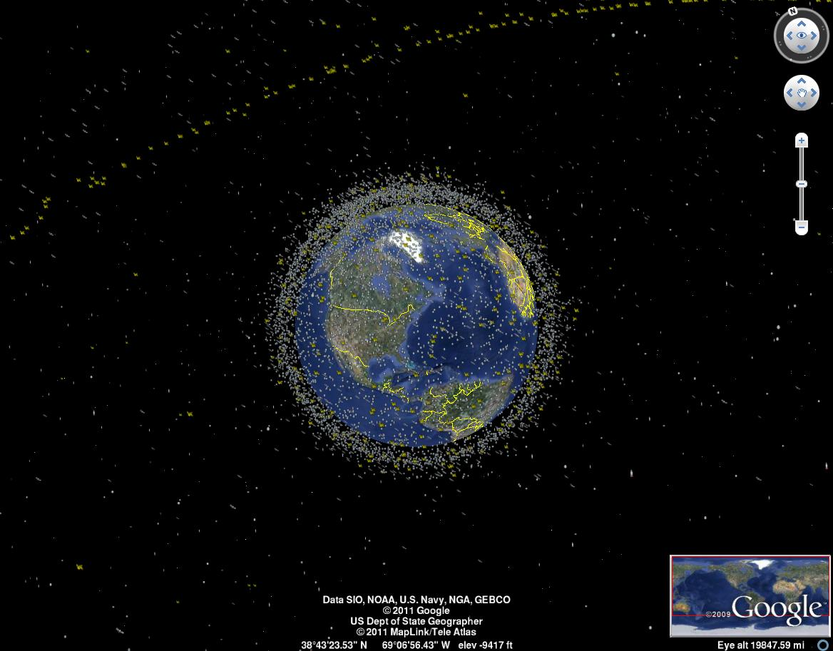 earth orbit altitude - photo #28
