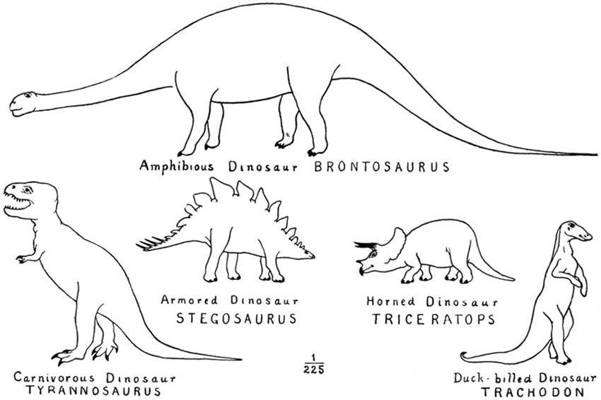 dinosaur feet coloring pages - brainwagon realization i m a dinosaur